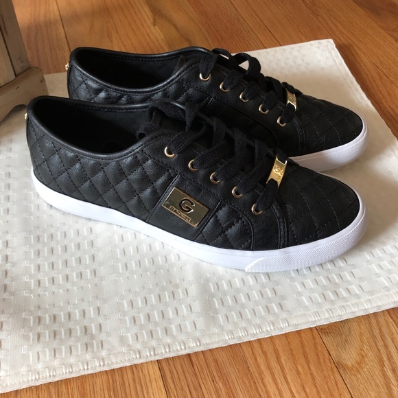G by Guess Shoes | Black Sneakers Size